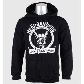 hoodie men's - Headbangers - RESTLESS, RESTLESS