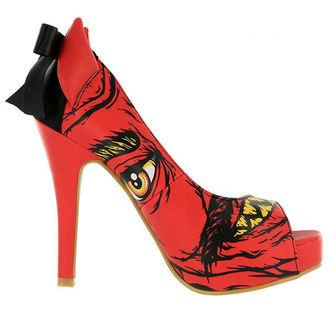 high heels women's - IRON FIST - Toe Platform