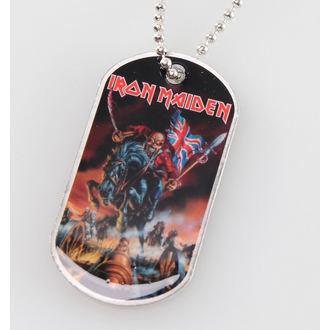 collar (dog tag) Iron Maiden - Maiden England - RAZAMATAZ, RAZAMATAZ, Iron Maiden