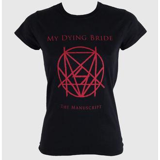 t-shirt metal women's My Dying Bride - Manuscript - RAZAMATAZ, RAZAMATAZ, My Dying Bride
