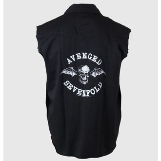 vest men's Avenged Sevenfold - Death Bat - RAZAMATAZ, RAZAMATAZ, Avenged Sevenfold