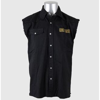 vest men's Guns N' Roses - Bullet Logo - RAZAMATAZ, RAZAMATAZ, Guns N' Roses