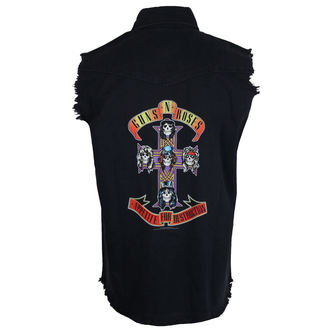 vest men's Guns N' Roses - Appetite For Destruction - RAZAMATAZ, RAZAMATAZ, Guns N' Roses