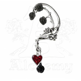 earrings ALCHEMY GOTHIC - Bed of Blood Roses Ear Wrap, ALCHEMY GOTHIC