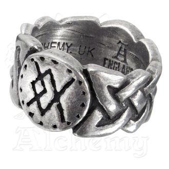 ring ALCHEMY GOTHIC - Viking Virility - R195