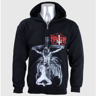 hoodie men's Marduk - Christ Raping Black Metal - RAZAMATAZ - ZH118