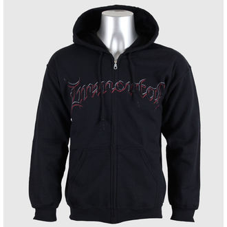 hoodie men's Immortal - Damned In Black - RAZAMATAZ, RAZAMATAZ, Immortal
