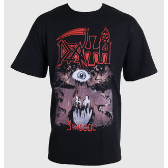 t-shirt metal men's Death - Symbolic - RAZAMATAZ - ST1654