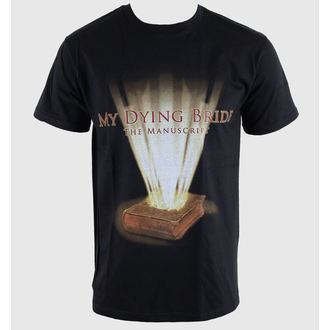 t-shirt metal men's My Dying Bride - Manuscript - RAZAMATAZ, RAZAMATAZ, My Dying Bride