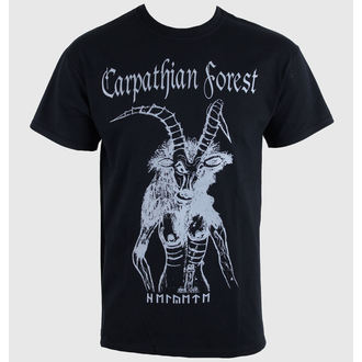 t-shirt metal men's Carpathian Forest - Inverted Cross - RAZAMATAZ, RAZAMATAZ, Carpathian Forest