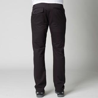 pants men FOX - Selecter Chino - Black