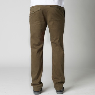 pants men FOX - Selecter Chino, FOX