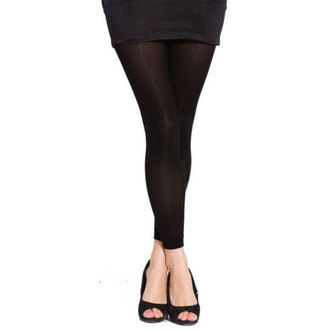 leggings (tights) PAMELA MANN - 80 Denier Footless Tights - Black - 010