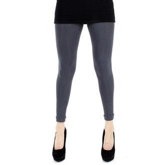 leggings (tights) PAMELA MANN - 80 Denier Footless Tights Slate, PAMELA MANN