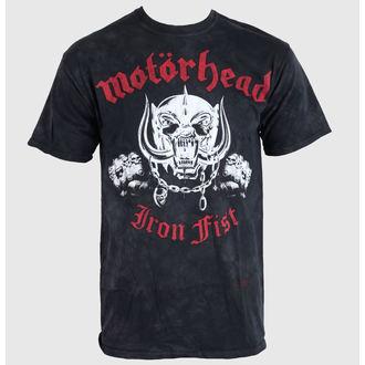 t-shirt metal men's Motörhead - Iron Fist - LIQUID BLUE - 11648