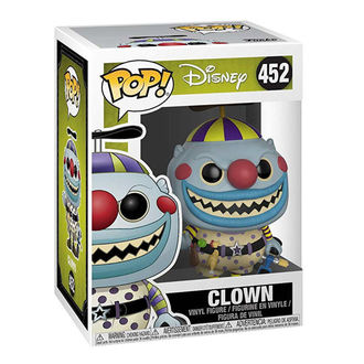 Figure Nightmare before Christmas - POP! - Clown, NIGHTMARE BEFORE CHRISTMAS