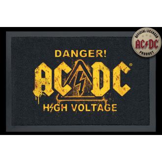 doormat AC / DC - Danger - ROCKBITES - 100824