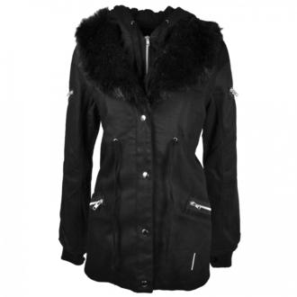 jacket women's POIZEN INDUSTRIES - Insomnia - Black