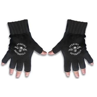 gloves fingerless Avenged Sevenfold - Death Bat - RAZAMATAZ - FG037