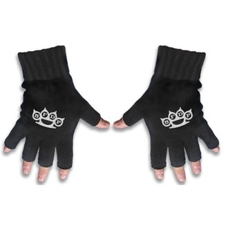 gloves fingerless Five Finger Death Punch - 5FDP - RAZAMATAZ - FG039