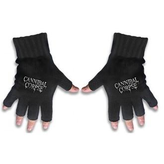 gloves fingerless Cannibal Corpse - Logo - RAZAMATAZ, RAZAMATAZ, Cannibal Corpse