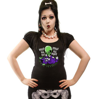 t-shirt women's - Kreep n Stalk Puff - KREEPSVILLE SIX SIX SIX - GPSKS
