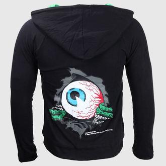 hoodie women's - Eyeball - KREEPSVILLE SIX SIX SIX, KREEPSVILLE SIX SIX SIX