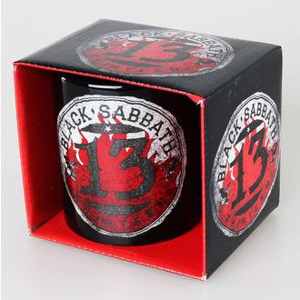cup Black Sabbath - 13 Flame Circle - ROCK OFF - BSMG04