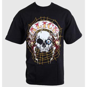 t-shirt metal men's Alice Cooper - ROCK OFF - ROCK OFF, ROCK OFF, Alice Cooper