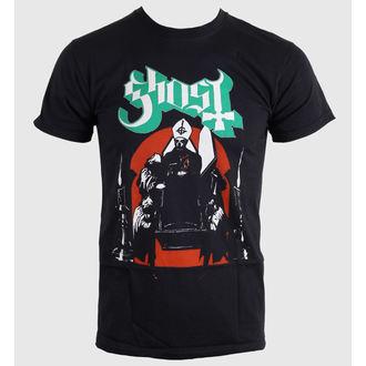 t-shirt metal men's Ghost - - ROCK OFF - GHOTEE07MB