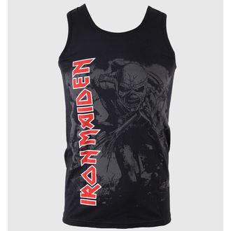 top men Iron Maiden - Hi Contrast Trooper - ROCK OFF, BRAVADO EU, Iron Maiden