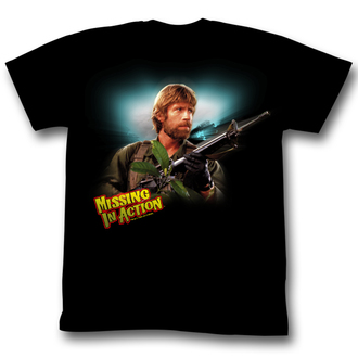 film t-shirt men's Mission in Action - Welcome To The Jungle - AMERICAN CLASSICS - AC - MIA513