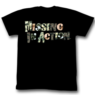 film t-shirt men's Mission in Action - Invisible - AMERICAN CLASSICS - MIA516
