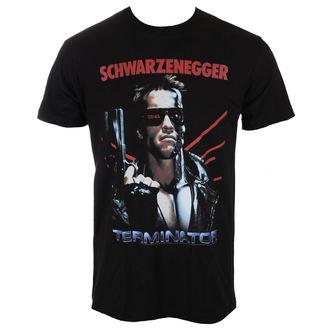 film t-shirt men's Terminator - Schwarz - AMERICAN CLASSICS