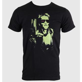 film t-shirt men's Terminator - Lime - AMERICAN CLASSICS - TER506