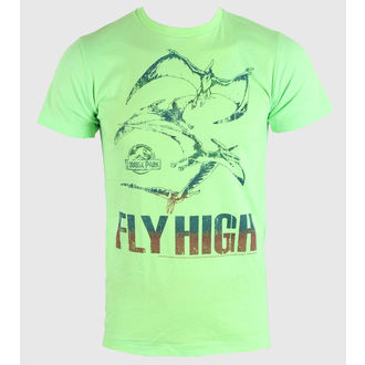 film t-shirt men's Jurassic Park - Fly High - AMERICAN CLASSICS - JUR5143