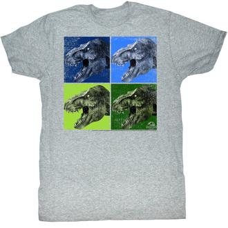 film t-shirt men's Jurassic Park - Ermuhgerd Grrr - AMERICAN CLASSICS - JUR5147