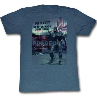 film t-shirt men's Robocop - Silver - AMERICAN CLASSICS, AMERICAN CLASSICS