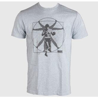 film t-shirt men's Rocky - Vitruvian Rocky - AMERICAN CLASSICS - RK5263