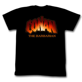 film t-shirt men's Barbar Conan - New Logo - AMERICAN CLASSICS - CON536