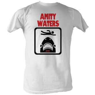 film t-shirt men's JAWS - Amity Waters - AMERICAN CLASSICS - JAW568