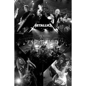 poster Metallica - Live - PYRAMID POSTERS, PYRAMID POSTERS, Metallica