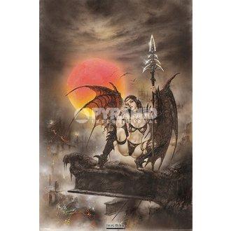 poster Luis Royo - Black Tinkerbell - PYRAMID POSTERS, PYRAMID POSTERS, Luis Royo