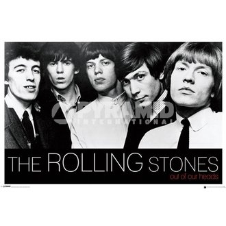 poster Rolling Stones - Out Of Our Heads - PYRAMID POSTERS, PYRAMID POSTERS, Rolling Stones