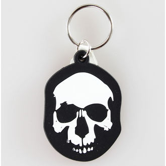 key ring (pendant) Skull - Eroded - PYRAMID POSTERS, PYRAMID POSTERS