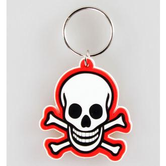 key ring (pendant) Skull - N Bones Toxi - PYRAMID POSTERS, PYRAMID POSTERS