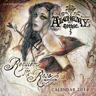 calendar 2014 Alchemy - PYRAMID POSTERS - C12001