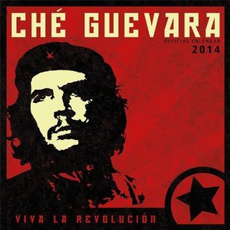 calendar to year 2014 Che Guevara - PYRAMID POSTERS, PYRAMID POSTERS, Che Guevara