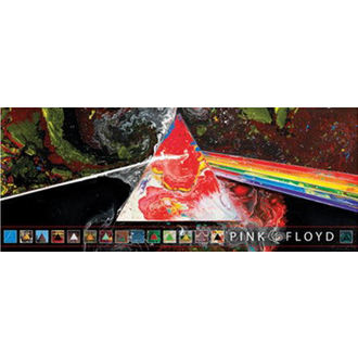 cup Pink Floyd - DSOTM - PYRAMID POSTERS - MG22092