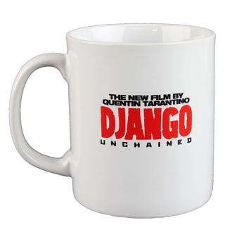 cup Django - Unchained - The D Is Silent - PYRAMID POSTERS, PYRAMID POSTERS